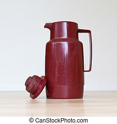 Old coffee tumbler (Thermo bottle)