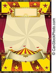 old cool circus
