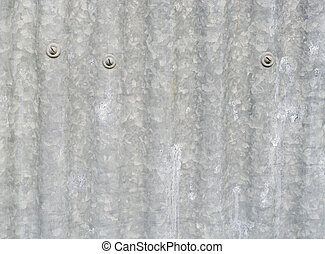 old corrugated iron - excellent old corrugated iron...