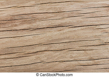 old cracked oak