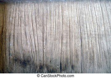 Old cracked wood