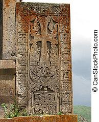 Old Cross stone