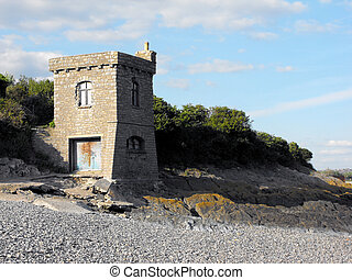 Old Custom House, Barry, South Wales