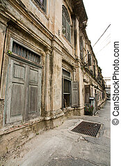 Old Customs House, Bangkok - Rustic Old Customs House in ...