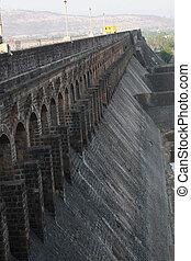 Old Dam Wall