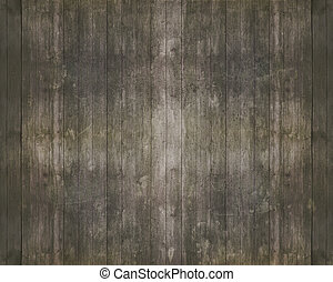 Old dark brown wood texture