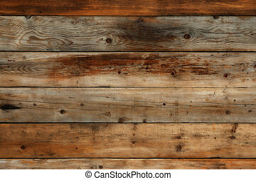 Old dark wood wall background