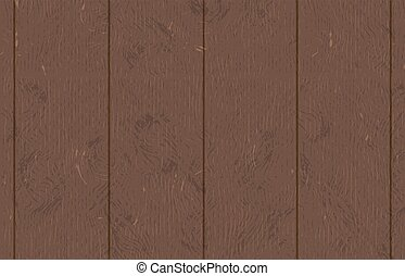 Old dark wooden plywood texture background illustration