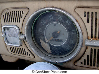 old dashboard