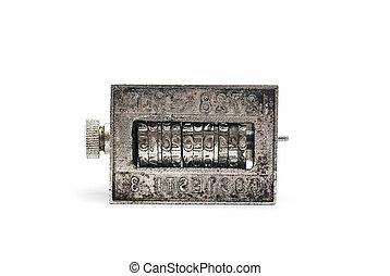 old date stamper