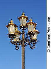 Old decorative lantern