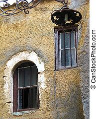 Old details in Crete