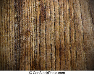 old dirty wooden surface close up