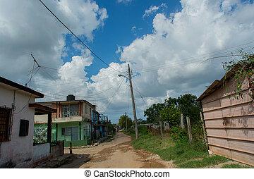 old district of the city of La Havana