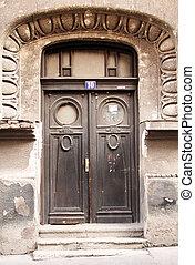 door - old door