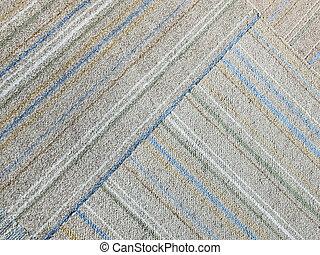 Old doormat texture