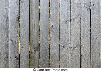 Old dried wooden slats