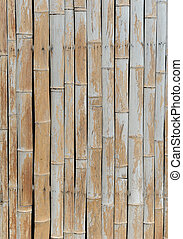 old dry brown bamboo background