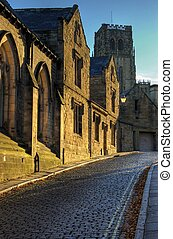 Old Durham Town