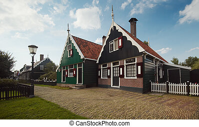 dutch house - old dutch house