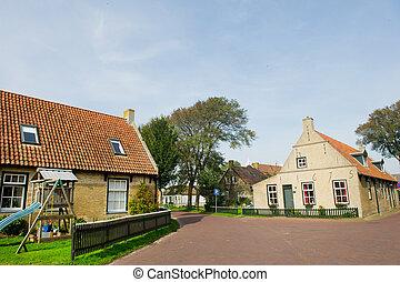 Old Dutch village