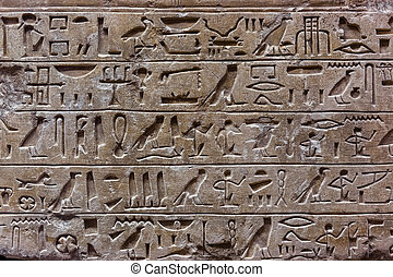 Old egypt scriptures background