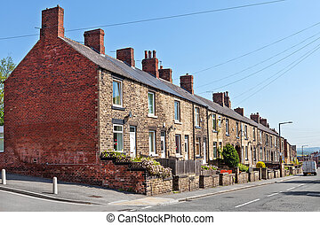 Old english architecture