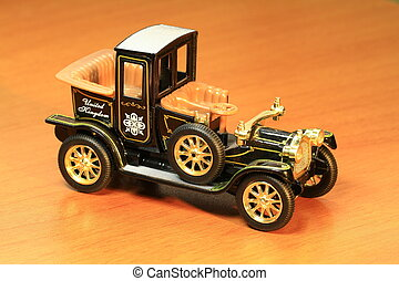 Old English Car Model