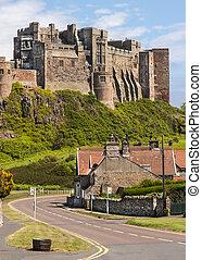 Old English Castle Bamburgh