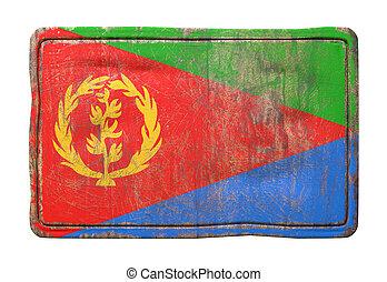 Old Eritrea flag