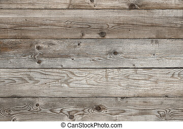 Old faded wood wall background