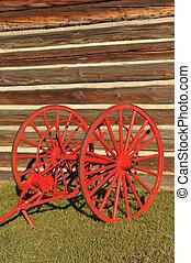 farm equipment - old farm equipment