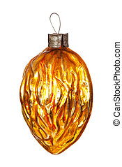 Old fashioned christmas tree decoration