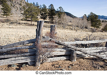 old fence 3
