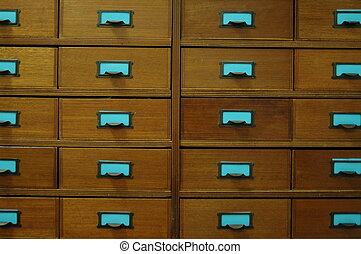 old filing cabinet - vintage old drawer filing cabinet