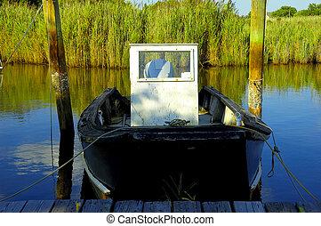 Old Fishing Boat