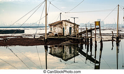 Old fishing house