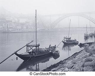Old foggy Oporto