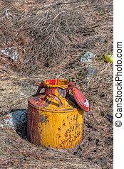 Old forgotten churn