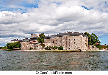 Old Military Fortress,