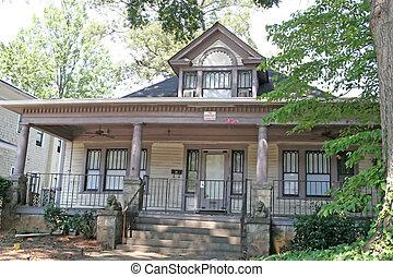 Old Frame House