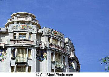 burgese facade