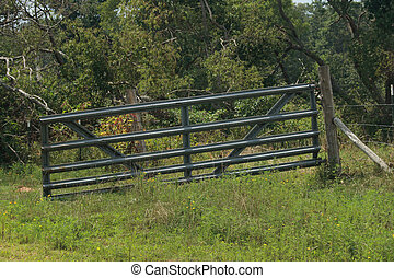 Old Gate - Old gate to the fields
