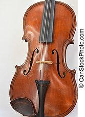 Old German violin.