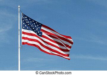 Old Glory - Flag of the USA