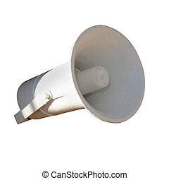 Old gray horn