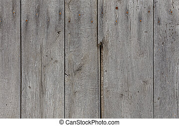 old gray wooden background