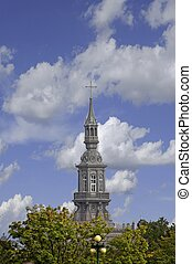 Old Grey Steeple
