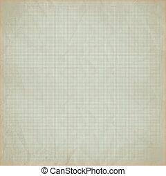 Old Grid Paper