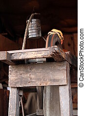 old grinders
